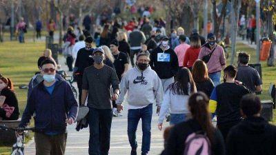 Situación crítica: el aglomerado urbano reúne el 80% de los contagios