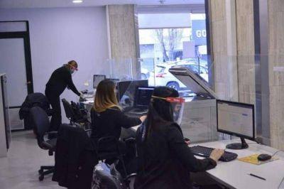 SPSE vuelve a atender al público en Río Gallegos