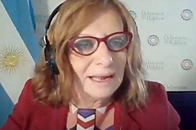 Nodio: en el Congreso, la oposición le pidió a Miriam Lewin disolver el nuevo observatorio de la desinformación y violencia