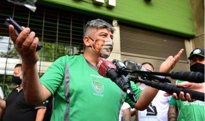 El fiscla Scalera pidió que Pablo Moyano vaya a Juicio Oral en la causa Independiente