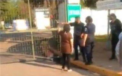Insólito: El Intendente Menéndez ordenó cerrar el cementerio de Merlo
