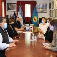 Ishii brindó detalles de su reunión con funcionarias del Ministerio de Desarrollo Social
