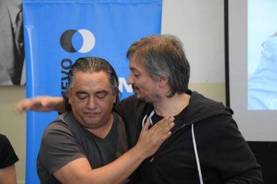 Quiebre en Nuevo Encuentro: Adrián Grana se fue y lanzó la Corriente Militante Lealtad