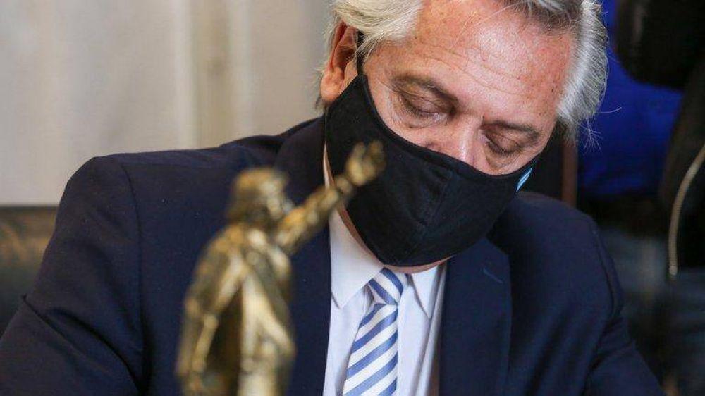 Qué piensa hacer Alberto Fernández con la cuarentena ahora que la Argentina superó el millón de casos de coronavirus