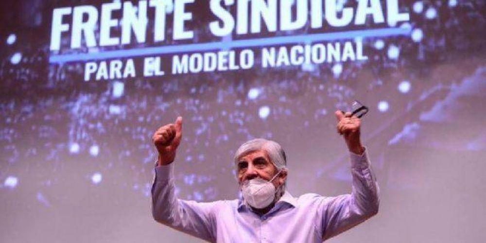"""Moyano, sobre la """"Caravana de la Lealtad: «El peronismo nunca va a perder la calle»"""