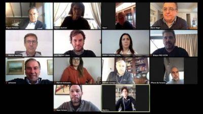 Tensiones internas en Juntos por el Cambio obligaron a suspender su reunión virtual