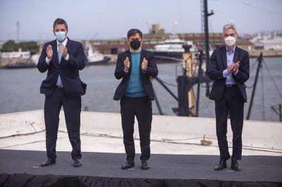 """Kicillof confirmó la temporada veraniega y aseguró que """"hay que prepararse para lo que va a ser la pospandemia"""
