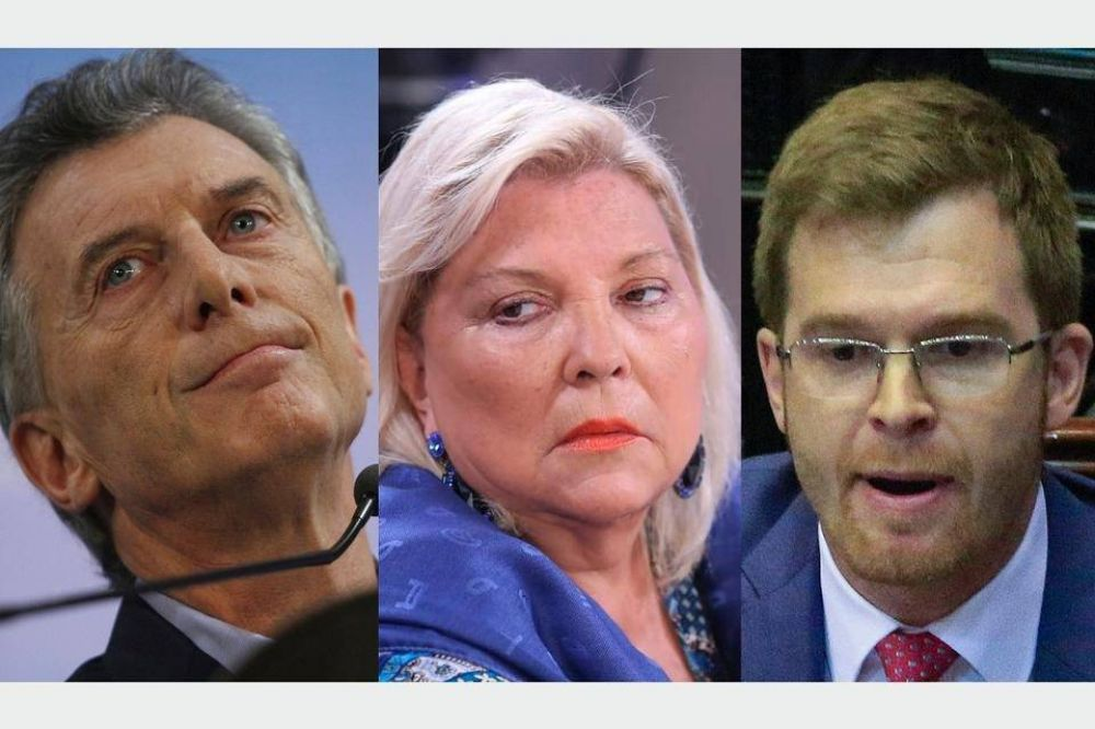 La pelea de Mauricio Macri con Elisa Carrió y los dardos de Nicolás Massot