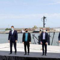 Convenio marco para el dragado de mantenimiento del Puerto de Mar del Plata