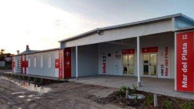 Instalarán otros dos hospitales modulares para garantizar la atención sanitaria
