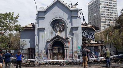 ¿Qué Chile queremos construir?, cuestiona sacerdote de iglesia atacada