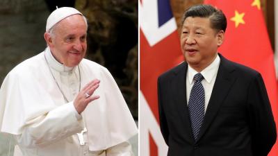 El Vaticano renovará el acuerdo provisional con China por dos años