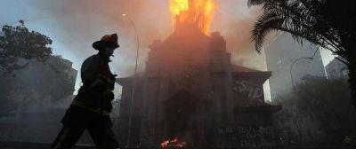 La Comunidad Judía de Chile expresa su solidaridad y consternación al Arzobispado de Santiago por los graves hechos de violencia
