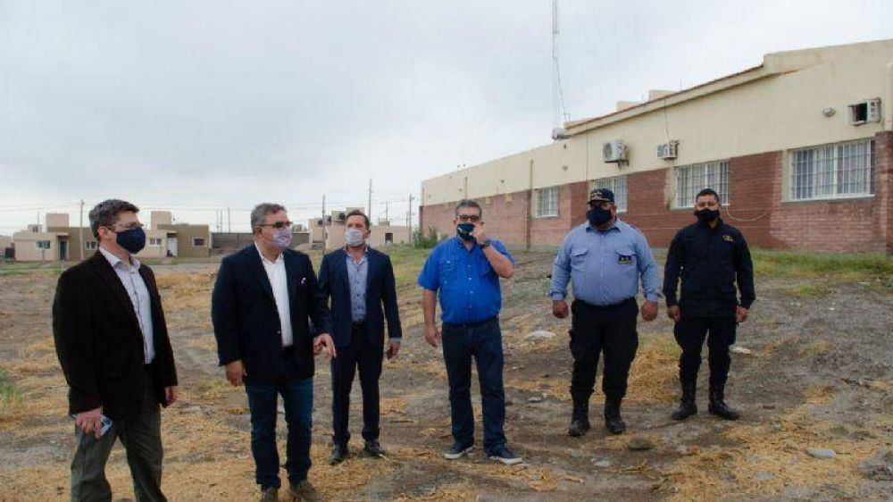 Una noticia esperada: construirán un hospital en Valle Chico