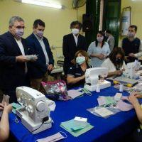La Provincia repartirá gratuitamente los barbijos que eliminan el virus SARS-Cov2