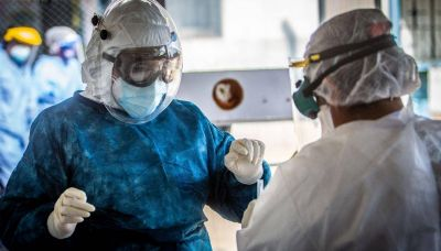 Bajan los contagios en Salta, pero se espera un pico en 10 días