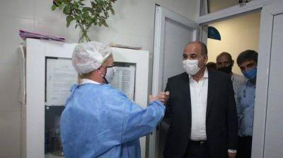 La Provincia refacciona y fortalece los servicios de un CAPS en Delfín Gallo