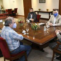 """La Legislatura colabora con el Hogar de Ancianos """"Casa de Paz y Bien"""""""
