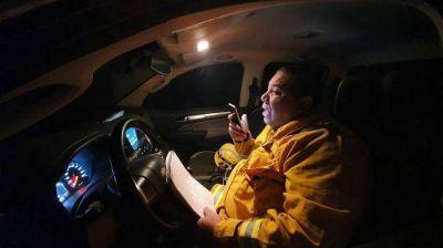 Diego Concha defendió el rol de la Provincia ante incendios