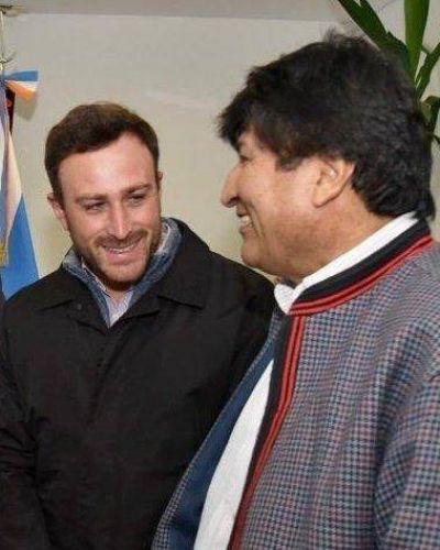 Ralinqueo calificó al triunfo de Luis Arce en Bolivia como una