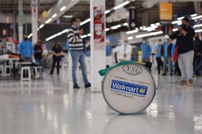 Empleados de Comercio hicieron asambleas en supermercados y amenazan con un paro si no les pagan un bono de 5 mil pesos