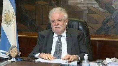 González García culpó a las provincias por la desconfianza de la Universidad de Oxford en los datos de COVID-19 de la Argentina