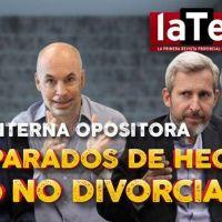 Interna opositora: separados de hecho pero no divorciados