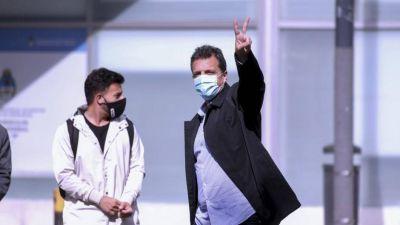 Massa lanza una escuela de Gobierno del Frente Renovador con Alfonsín