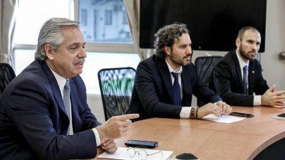 El Gobierno avanzará con el acuerdo social para acelerar las obras públicas y privadas
