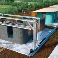 """La UNLP ya trabaja en la impresora de viviendas: """"Se pueden hacer casas en menos de 24 horas"""""""