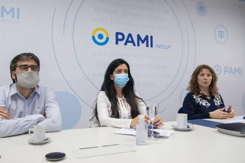 Paro en el PAMI por despidos y en rechazo a la oferta salarial del 7%
