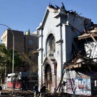 Obispos latinoamericanos condenan violencia contra iglesias en Chile