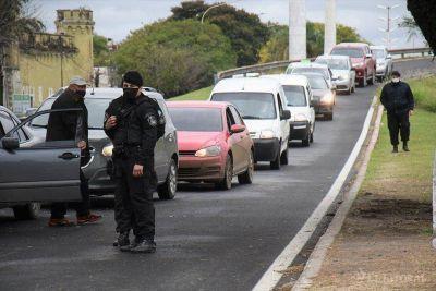 Qué dijo el Gobierno de los testeos en el puente Chaco-Corrientes