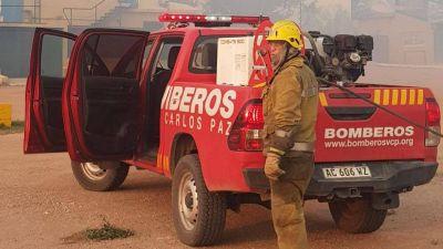 Invertirán $143 millones en equipamiento para Bomberos Voluntarios de Córdoba
