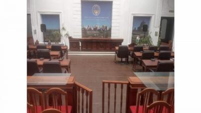 Nueva sesión virtual del Honorable Concejo Deliberante