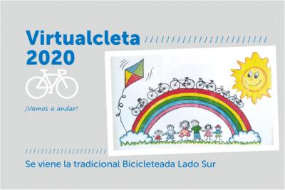 Realizarán la tradicional bicicleteada de Ituzaingó de manera virtual