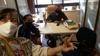 Echeverría: Municipales acordaron aumento salarial pero siguen los reclamos