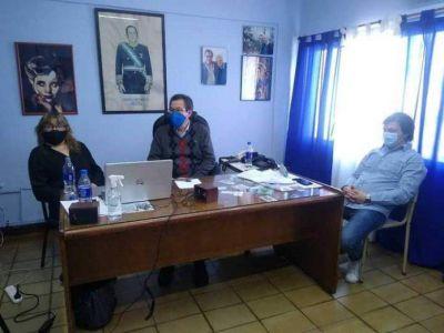 Sobre el cierre, hubo acuerdo salarial entre el Ejecutivo y los trabajadores municipales