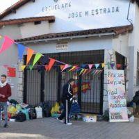 Nueva jornada de reciclado y donaciones en Temperley