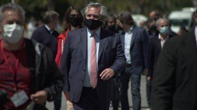 Anuncian visita de Alberto Fernández a Ezeiza para entregar viviendas Procrear