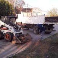 El municipio continúa tareas de higiene urbana