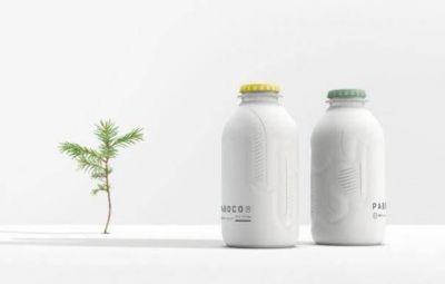 Coca-Cola: avance del primer prototipo de botella de papel 100% reciclable