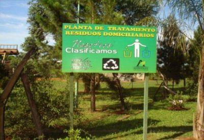 La mejorada planta de reciclaje del municipio de Apóstoles volverá a funcionar a partir de noviembre