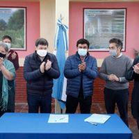 La Matanza: Espinoza elogió al Padre Bachi en la inauguración del centro de desarrollo infantil que lleva su nombre