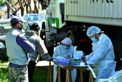 Confirmaron 317 nuevos casos y 9 muertes por coronavirus en Mar del Plata