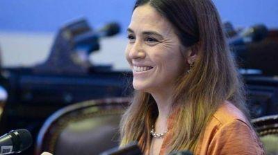 """Jimena López: """"en la Cámara de Diputados de la Nación deberían estar representados todos los colores de la ciudadanía"""""""