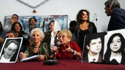 Abuelas de Plaza de Mayo conmemora los 43 años de su nacimiento