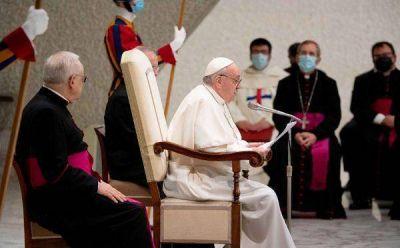 Catequesis del Papa. No al ateísmo cotidiano: