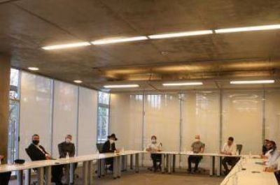 El Centro Islámico de la República Argentina participó de una reunión con el Jefe de Gobierno porteño