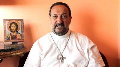 """Monseñor Barba: """"Un contrato civil no está a la misma altura que el matrimonio"""""""